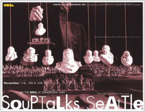 soup talks poster